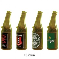 Glass Bottle Bong http://bongland.dk/headshop-online/13-bong-farvet-glaskeramik/123-bong-beer-bottle-glass-h22cm/