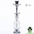 Hookah with Borosilicate glass Bottle- H:46cm LEDLYS