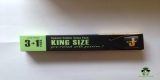 Cones King size 109mm 3 + 1 stk