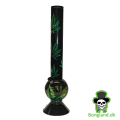 Bong green Multy Leaf H:45cm Ø:50mm