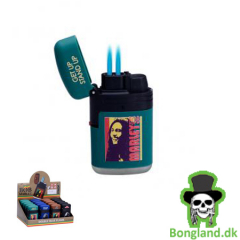 Lighter Bob Marley Double flame
