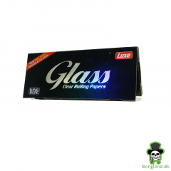Glass natural King size 1/33 stk