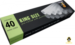 Cones King size 109mm 40 stk