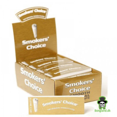 Filter tip Smokers Choice Guld 1/33 stk